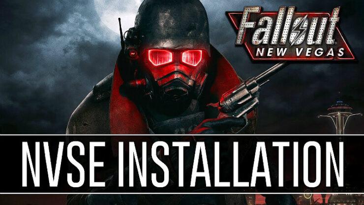 Fallout New Vegas NVSE