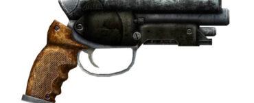 Fallout New Vegas That Gun