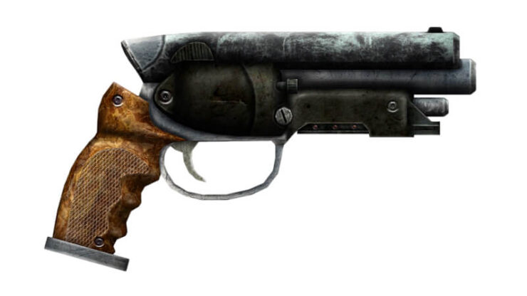 Fallout New Vegas: That Gun - Good or Bad? GamesCrack org