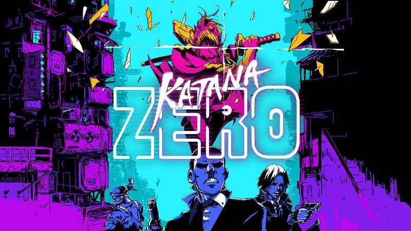 Katana ZERO: Download Free and Review   GamesCrack.org