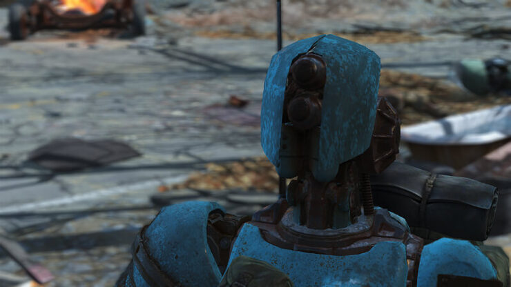 Fallout 4 Ada