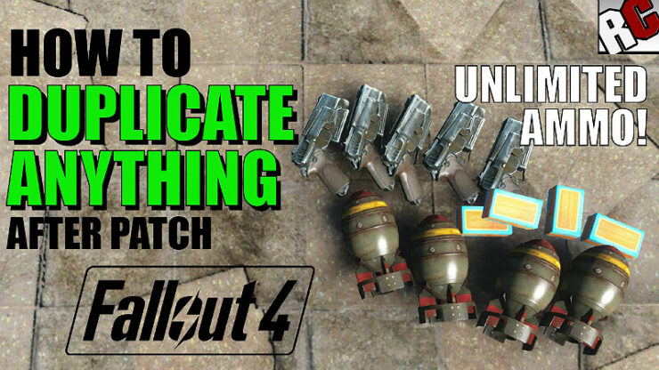 Fallout 4 Ammo Codes