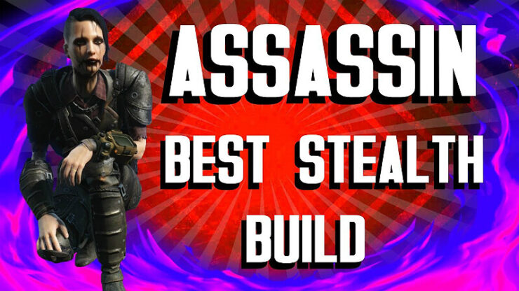Fallout 4 Assassin Build