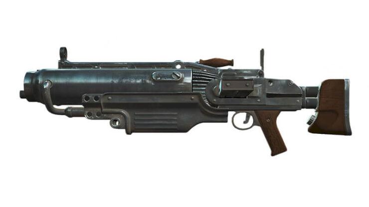 Fallout 4 Assault Rifle