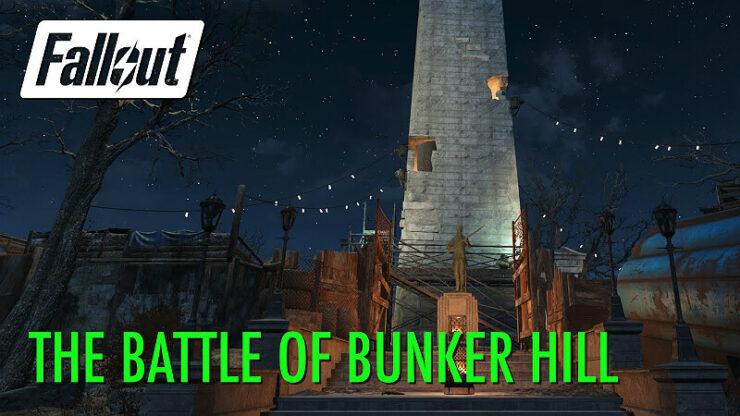 Fallout 4 Battle of Bunker Hill