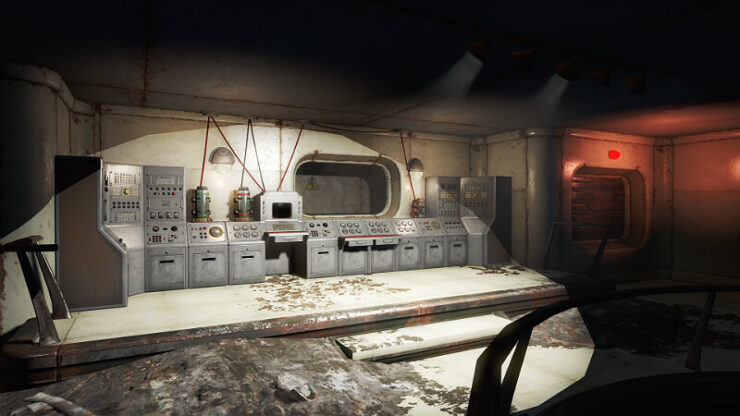 Fallout 4 Cambridge Polymer Labs