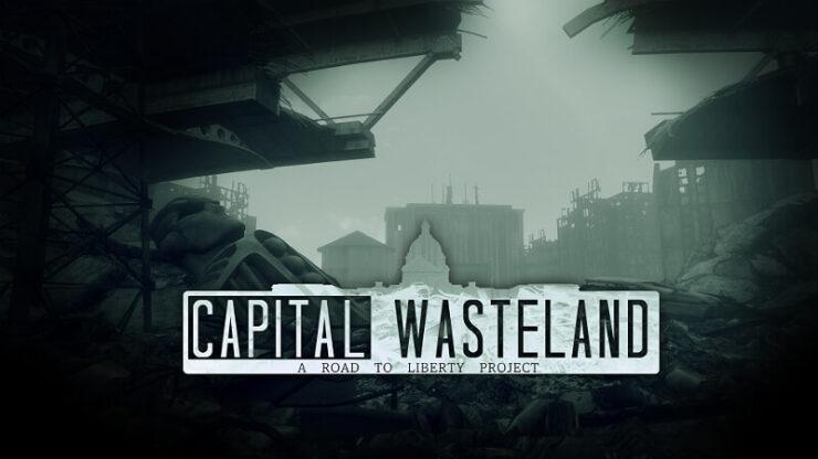 Fallout 4 Capital Wasteland