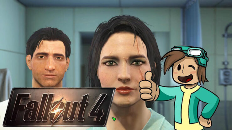 Fallout 4 Character Creation