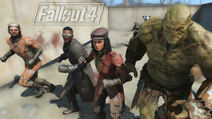 Fallout 4 Companion Affinity