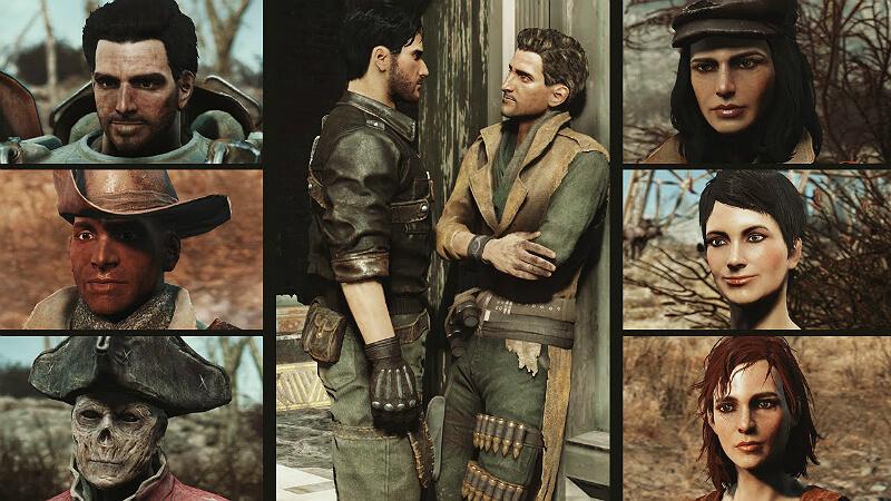 Fallout 4 Companion