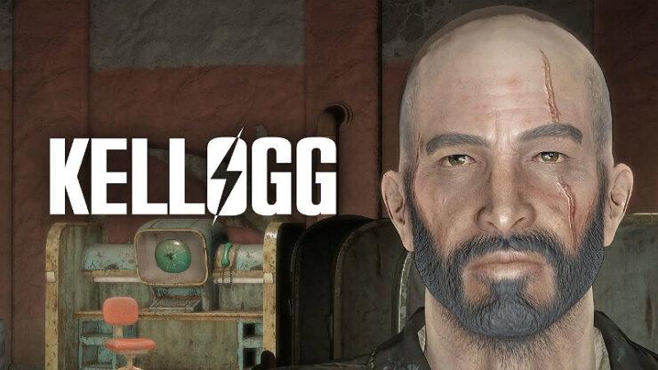 Fallout 4 Kellogg