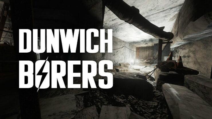 Fallout 4 Dunwich Borers