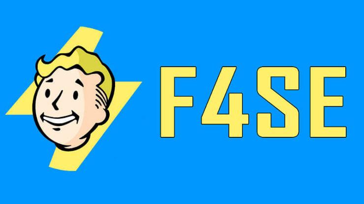Fallout 4 F4SE