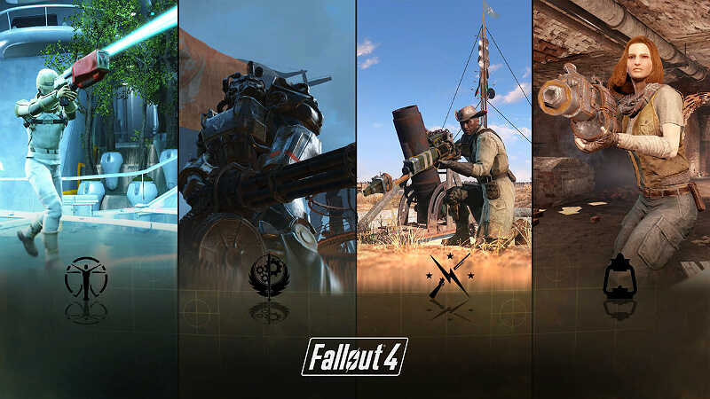 Fallout 4 Faction