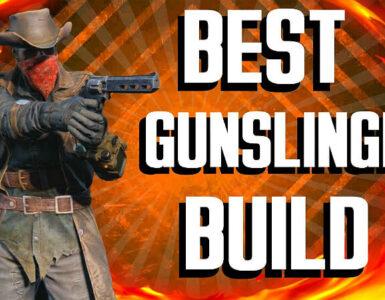 Fallout 4 Gunslinger Build