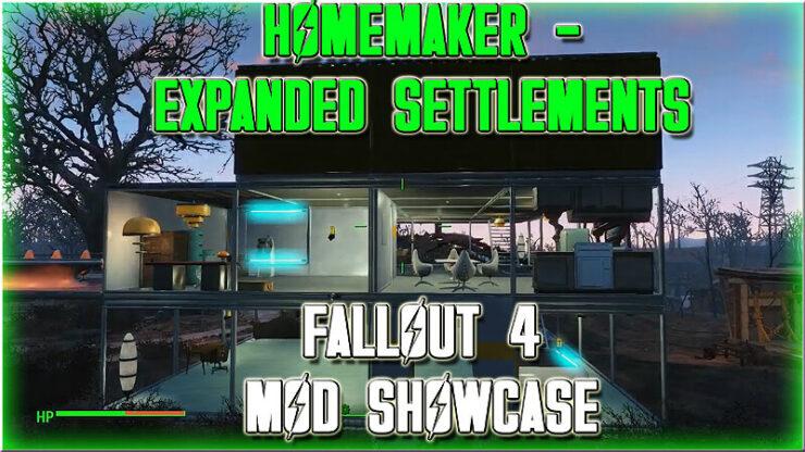 Fallout 4 Homemaker