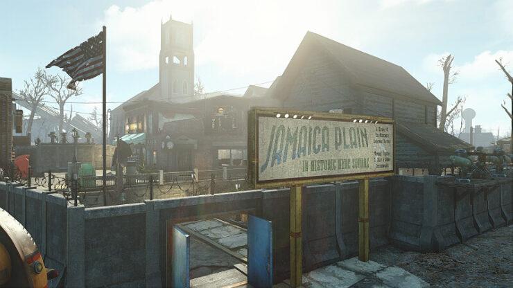 Fallout 4 Jamaica Plain