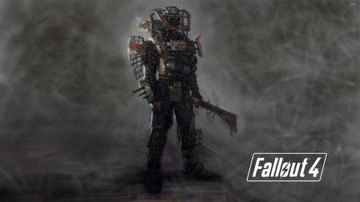 Fallout 4 Main Quest Raider