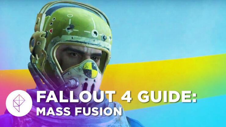 Fallout 4 Mass Fusion