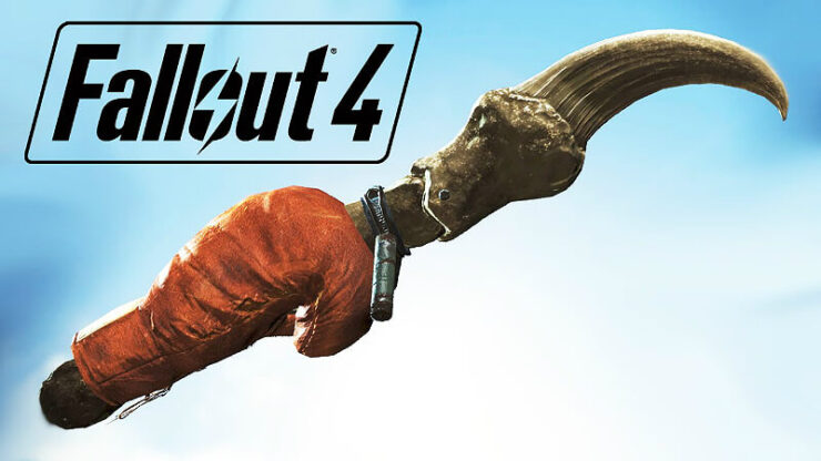 Fallout 4 Melee Weapons