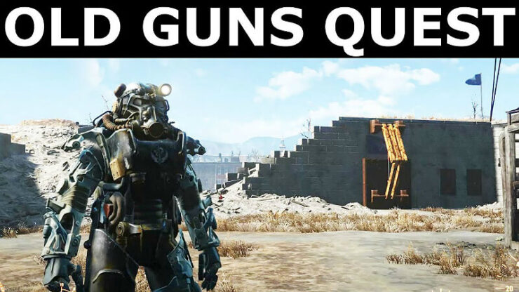Fallout 4 Old Guns Quest