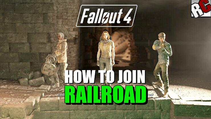 Fallout 4 Railroad