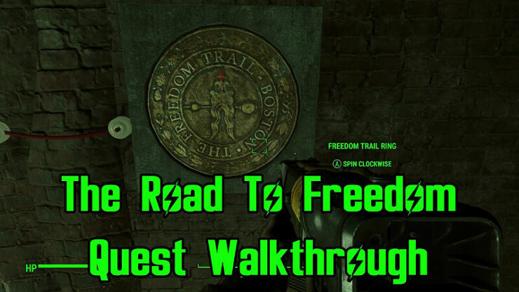 Fallout 4 Railroad Code