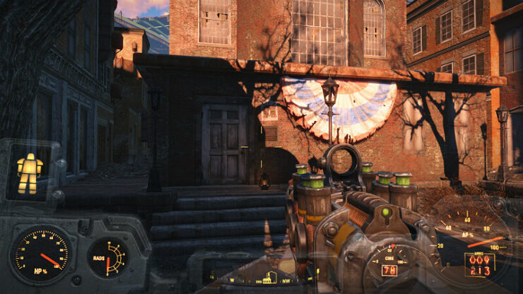 Fallout 4 Secret Morse Code