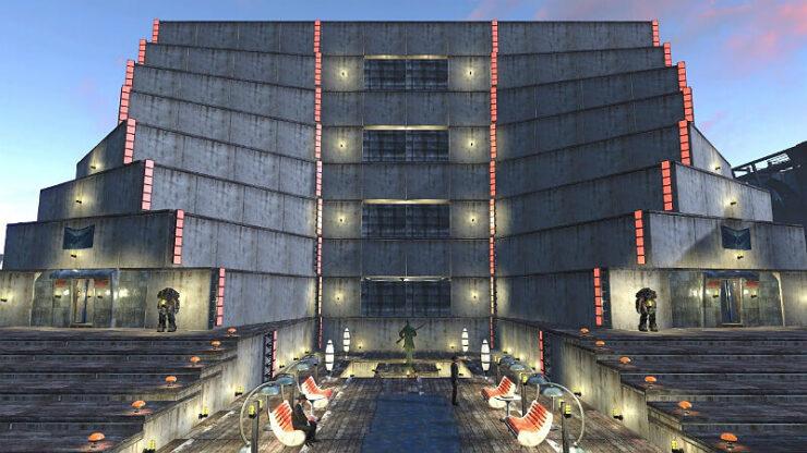 Fallout 4 Settlement Building