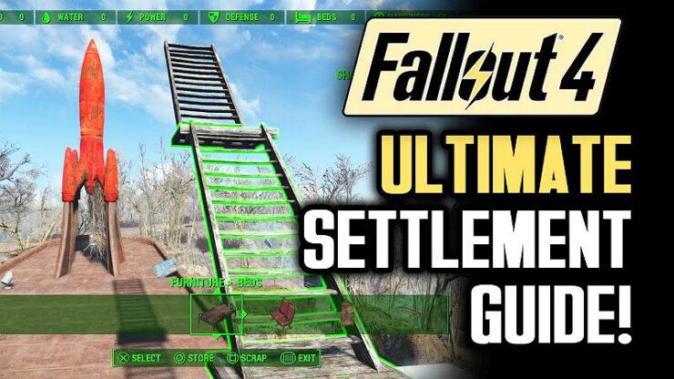 Fallout 4 Settlement Guide