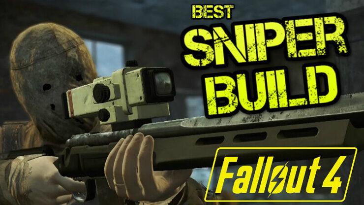 Fallout 4 Sniper Stealth