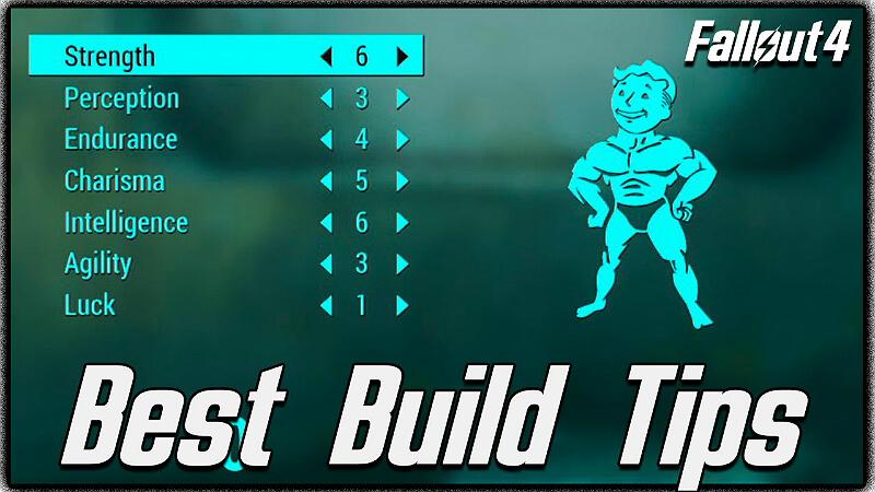 Fallout 4 Starting Stats