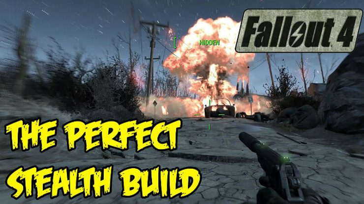 Fallout 4 Stealth Build