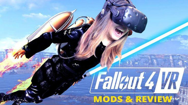 Fallour 4: VR Mods - Essential, Tweaks and Utilities - Guide