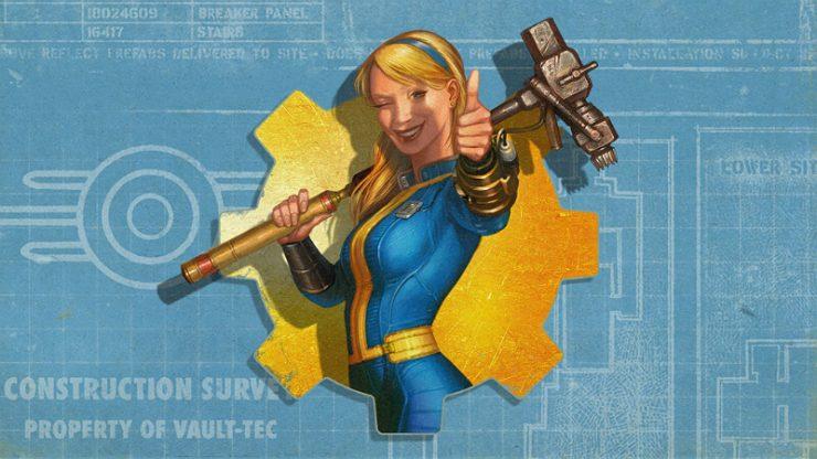 Fallout 4 Vaults