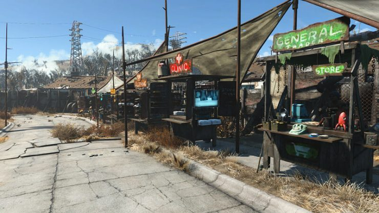 Fallout 4 Vendor