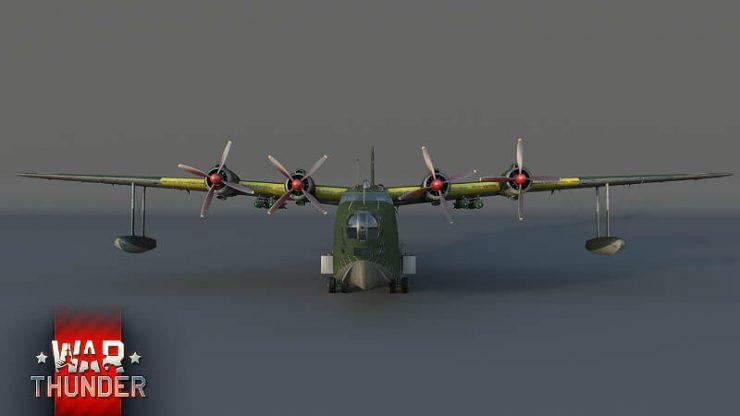 War Thunder H8K3