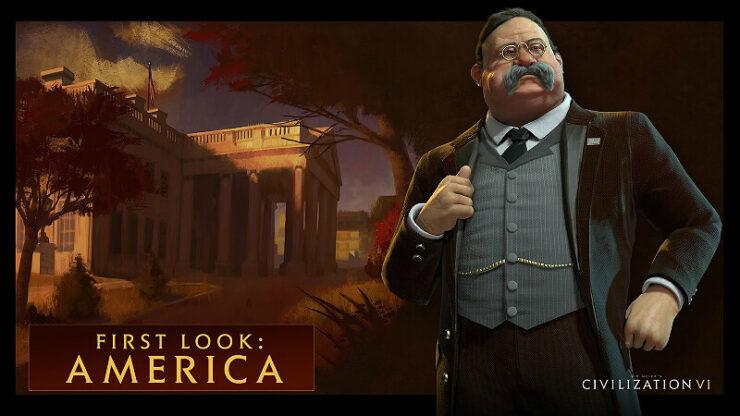 Civilization 6 America