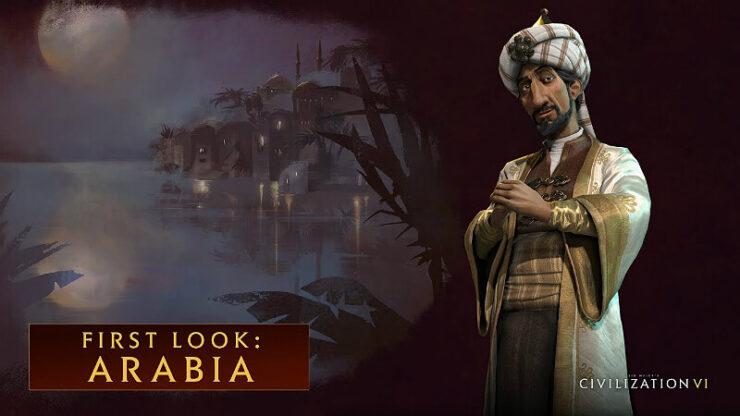 Civilization 6 Arabia