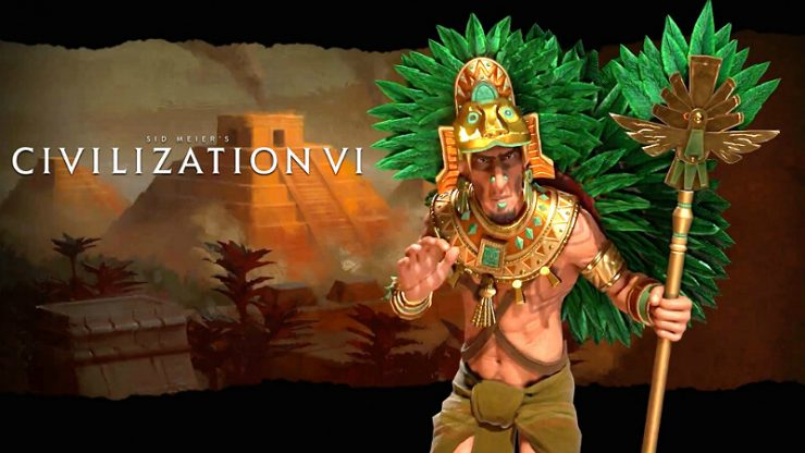 Civilization 6 Aztec