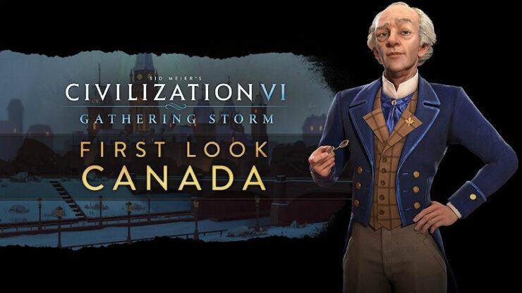 Civilization 6 Canada