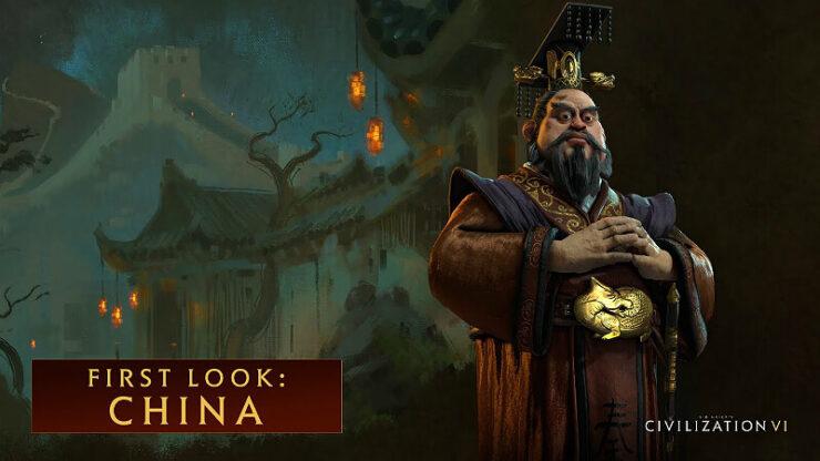 Civilization 6 China