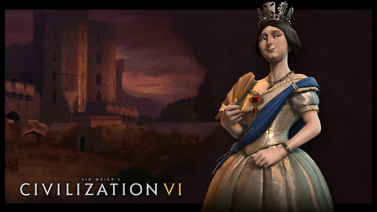Civilization 6 England