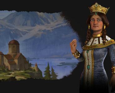 Civilization 6 Georgia