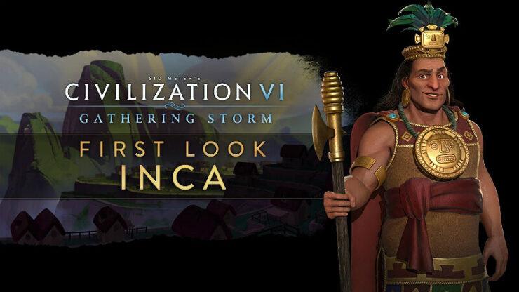 Civilization 6 Inca