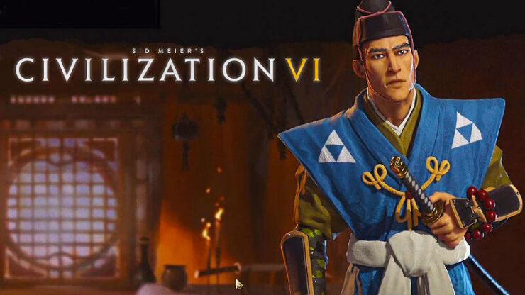 Civilization 6 Japan