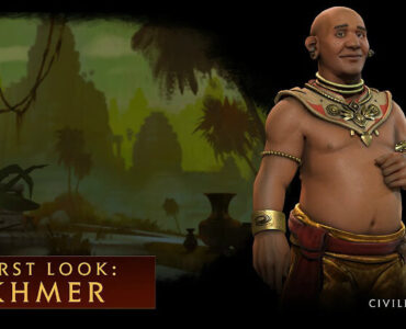 Civilization 6 Khmer