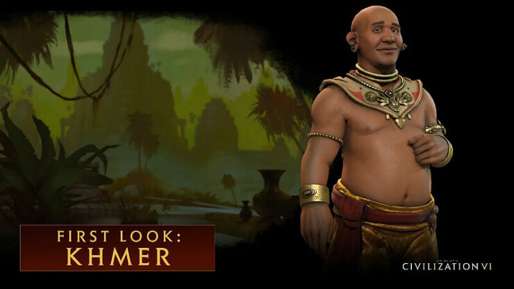 Civilization 6 Khmer