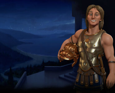 Civilization 6 Macedon