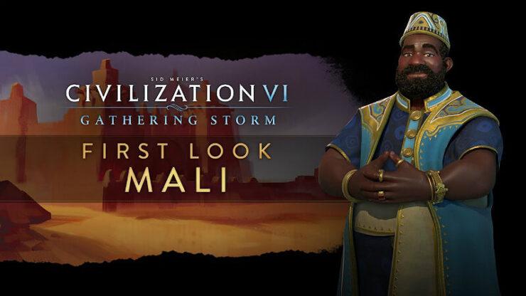 Civilization 6 Mali